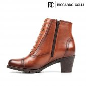 Riccardo Colli Z-7046 100  Deri Bayan Bot-4