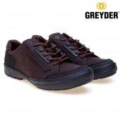 Greyder 00672 Kahve Ayakkabı