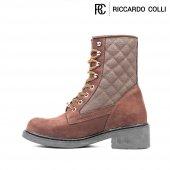 Riccardo Colli Z5924 Kahve 100 DERİ-2