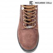 Riccardo Colli Z5924 Kahve 100 DERİ-3
