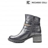 Riccardo Colli Z5684 Siyah-2