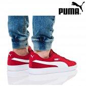 Puma Smash v2 Kırmızı Beyaz Erkek Günlük Spor 364989-06-3