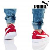 Puma Smash v2 Kırmızı Beyaz Erkek Günlük Spor 364989-06-4