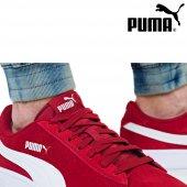 Puma Smash v2 Kırmızı Beyaz Erkek Günlük Spor 364989-06-5