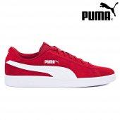 Puma Smash v2 Kırmızı Beyaz Erkek Günlük Spor 364989-06-6