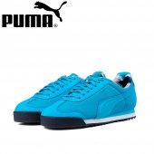 Puma Roma Basic Geometric Camo Jr Mavi 362484-03-2