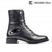 Riccardo Colli Z 8354 Hakiki Deri Bayan Bot