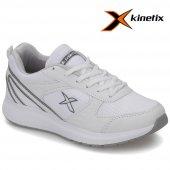 Kinetix Robus II W Beyaz Gri Bayan Spor Ayakkabı Yeni Sezon