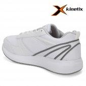 Kinetix Robus II W Beyaz Gri Bayan Spor Ayakkabı Yeni Sezon-3