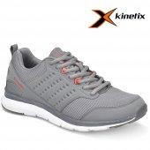 Kinetix Beta Koyu Gri Turuncu Erkek Spor Ayakkabı Yeni Sezon
