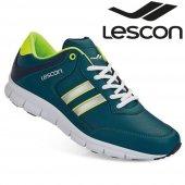 Lescon L 3036 Easystep Erkek Rahat Spor Ayakkabı Petrol