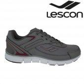 Lescon L 5031 Helium Erkek Rahat Spor Ayakkabı Gri