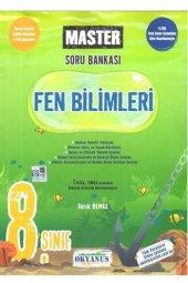 Okyanus Yayınları 8. Sınıf Master Fen Bilimleri...