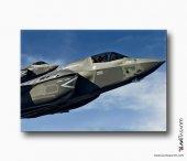 Lockheed Martin F-35 Kanvas Tablo