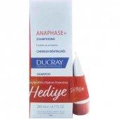 Ducray Anaphase Plus Dökülme Karşıtı Şampuan 200 Ml Güçlendirici Bakım Kremi Hediyeli