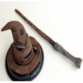 Harry Potter Şapkalı Asa Harry Potter Şapkalı Seçmen Asa-2