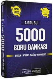 Pegem Yayınları 2020 Kpss A Grubu 5000 Soru...