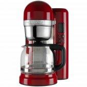 Kitchenaid 5kcm1204eer Empire Red Filtre Kahve...