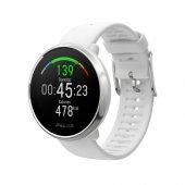 Polar Ignite GPS Ve Bilekten Kalp Atış Hızı Ölçüm Özellikle Fitness Saati Beyaz/Gümüş M/L-2