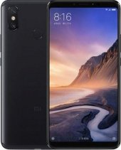 Xiaomi Mi Max 3 64 Gb 4 Gb Dual Siyah (Xiaomi...