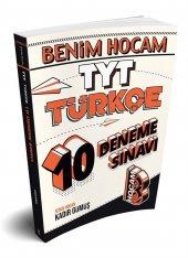 Benim Hocam Yayınları Tyt Türkçe 10 Deneme...