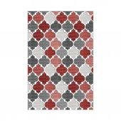 Decoling İpek 7006 Kırmızı Dekoratif Halı