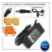 Acer Aspire 5739g Notebook Laptop Adaptör Şarj Aleti Aynı Gün Ücretsiz Kargo