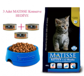 Matisse Kitten Yavru Ve Emziren Kediler İçin Kuru Mama 10 Kg