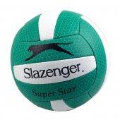 Slazenger Süper Star Vb211 Voleybol Topu Yeşil