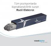 Böhler 2,5mm Rutil Elektrod Fox Sümer 500 Lü Kaynak Elektrodu