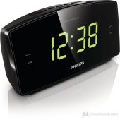 Philips Aj3400 12 Büyük Ekranlı Çift Alarm...