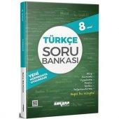 Ankara 8.Sınıf Türkçe Soru Bankası (Yeni)