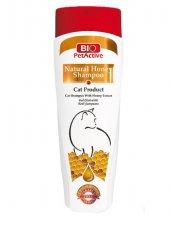Biopetactive Naturel Honey Ballı Kedi Şampuanı...