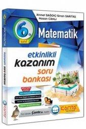 Çanta 6.Sınıf Matematik Etkinlikli Soru Bankası (2020)