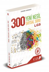 Koray Varol 8.Sınıf 300 Yeni Nesil Soru Bankası (Yeni)