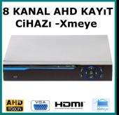 8li Kamera Kayıt Cihazı Xmeye 1080n Hybrid