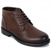 Ustalar Ayakkabı 511.1004 Erkek Hakiki Deri Kahverengi Günlük Bot