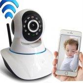 Kingboss İp 26 Hd 360 Derece Ip Bebek Ve Güvenlik Kamerası