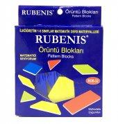 RUBENIS ROB-32 PLASTİK ÖRÜNTÜ BLOKLARI