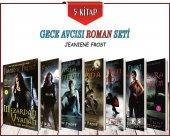 Gece Avcısı Roman Seti 7 Kitap Artemis Yayınları