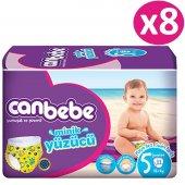 Canbebe Swimmers Mayo Bebek Bezi 5no Junior 88 Adet (+12kg) 11*8