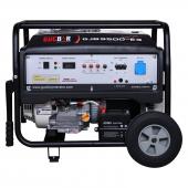 Güçbir 9,5 Kva Benzinli Jeneratör