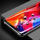 Samsung Galaxy A71 5d Tam Kaplayan Ekran Koruyucu Kırılmaz Cam