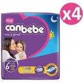 Canbebe Ekonomik Bebek No 6 Bezi X Large 96 Adet (15kg+) 24*4