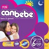 Canbebe Süper Fırsat Bebek Bezi No 6 X Large 50 Adet (15kg+)