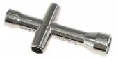 Mini ( M2 M2.5 M3 M4 )  Vida Somun Anahtarı  x   1 adet