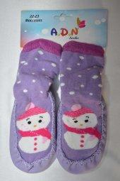 Kız Çocuk Çarık Çorap