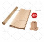 Kraft Ambalaj Paketleme Kağıdı 100cm X180cm (5 Adet)