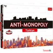 Anti Monopoly Türkiye (Aile Masa Kutu Oyunları...