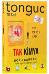 Tonguç 10. Sınıf Tak Kimya Soru Bankası
